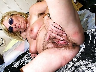 74 yo granny house guest getting dicked 5