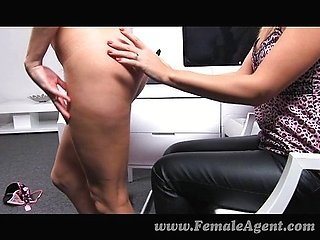 FemaleAgent - Amazingly sexy woman has skills