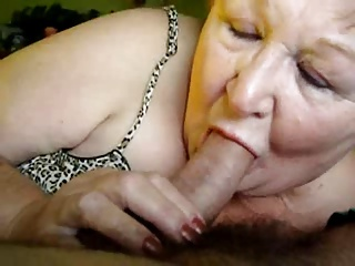 Cocksucking Granny Skilled