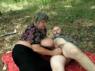 In the Woods for Sex with Teeny