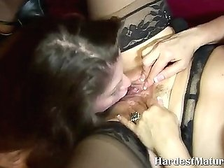 busty housewives go lesbian