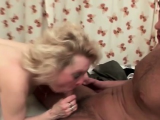 granny pussy hardcore fucked by two