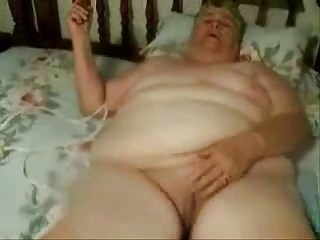 My horny old fat slut sucking my cock. Amateur older