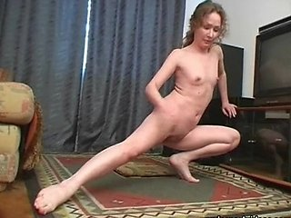 RUSSIAN MATURE LEILA 43