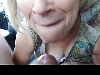 granny love to swallow