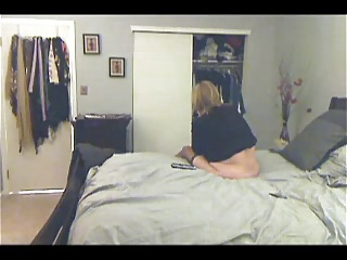 Mom Caught Masturbating