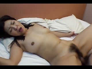 52yr old Granny Misako Date Loves Cock (Uncensored)